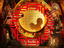 腾讯剑灵游戏2018立体情境日历 — 福禄寿禧来