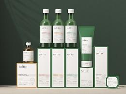 softto-索芙特 / 唯至善 然致美 -- 新品系列包装设计
