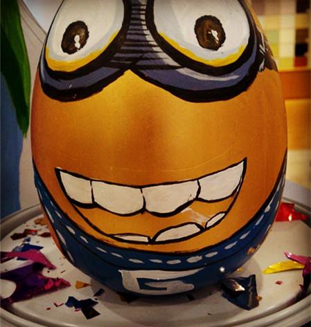 金蛋小黄人