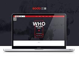 地产官网首页设计设觉包装