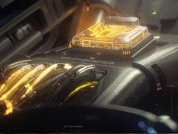 QQ飞车三周年CG影片-风格设定