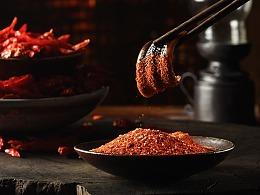 一组辣椒拍摄-餐饮美食拍摄「H-TANG 绘唐设计」