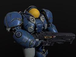 《机枪兵模型制作part-3》