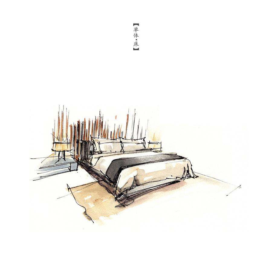 家具单体小品|室内设计|空间|三水00 - 原创设计作品