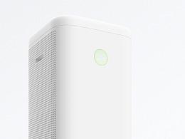 畅呼吸 智能空气净化器