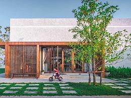 呼吸自然六口之家-木质庭园宅