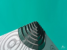 「建筑摄影」上海万达建筑视觉