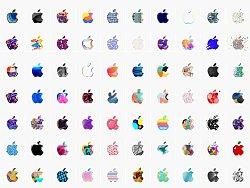 我们从苹果发布的370个创意Logo中,读懂了发布会的秘密