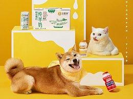 外星猫✖INLIGHT l 宠物 饮品