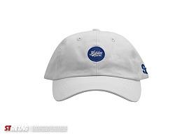 STRETAG2020夏季白色棒球弯檐帽