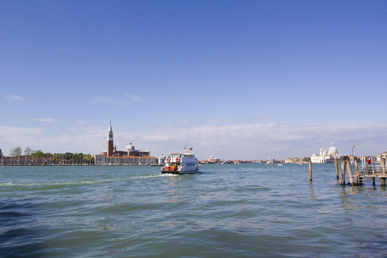 欧洲旅行之威尼斯的半海