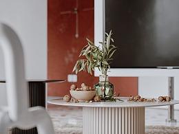 日常搬砖系列-现代客餐厅