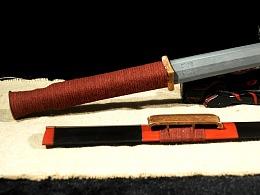 炼锋手作-铜格汉八面剑
