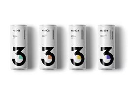 午后三点-品牌设计