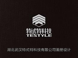 【橘鹿品牌】武汉特式特科技画册设计