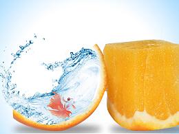橘子里金鱼
