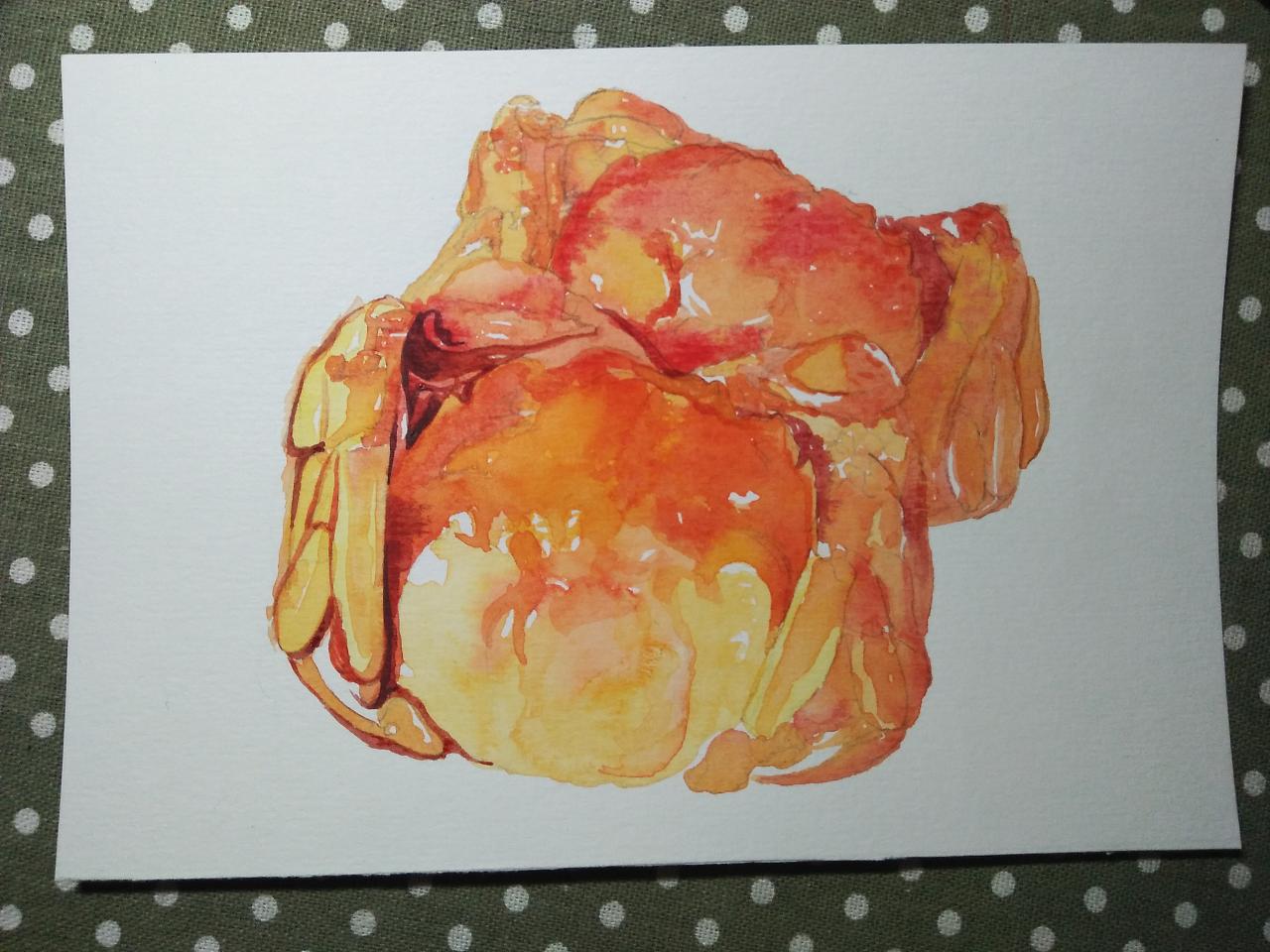 粘土螃蟹的做法图解