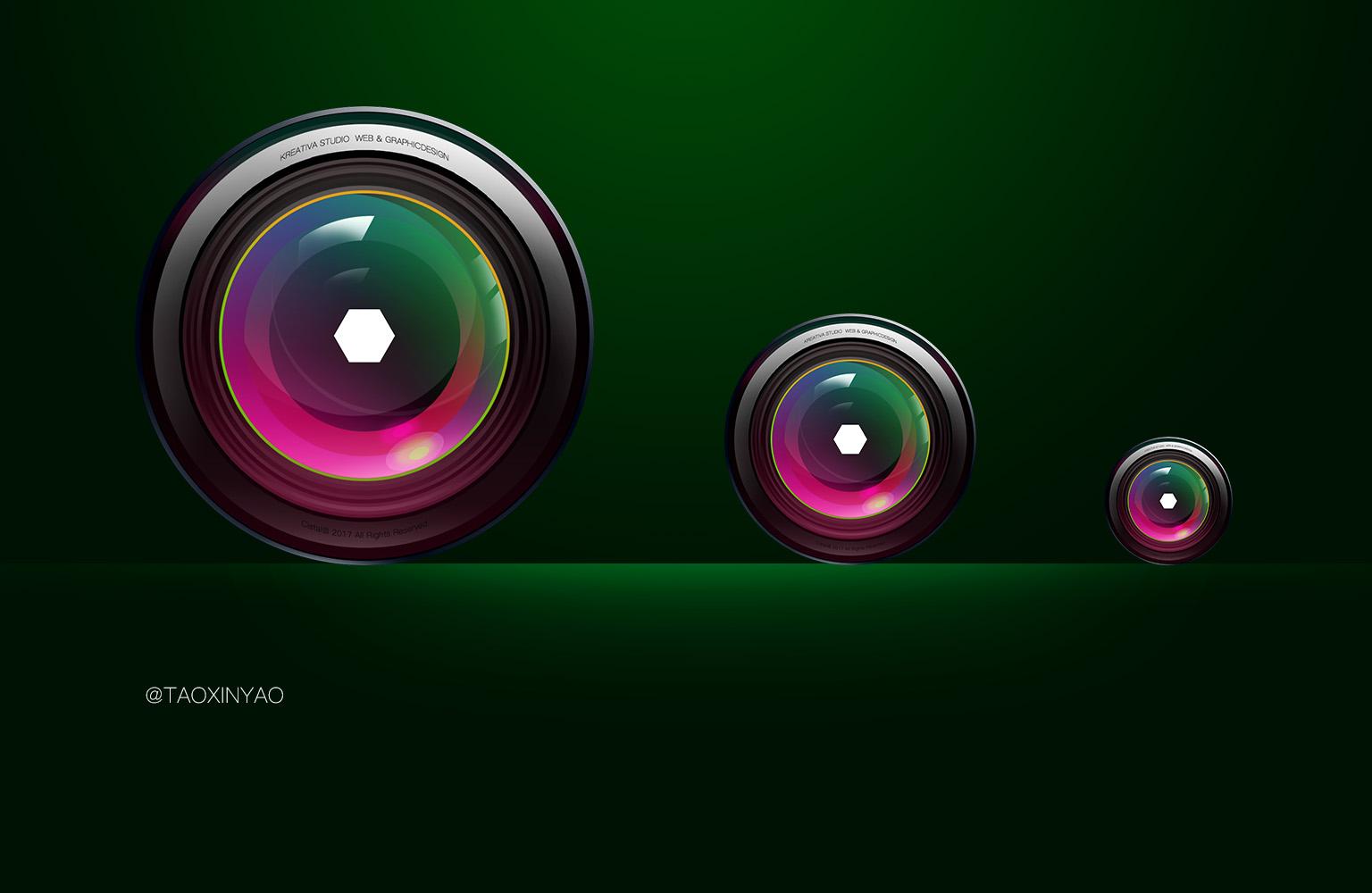 图标是一个摄像机的那个视图工具是什么
