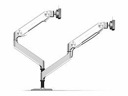 【图维设计】Bestand显示器手臂支架