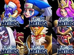 CLASH OF MYTHOS