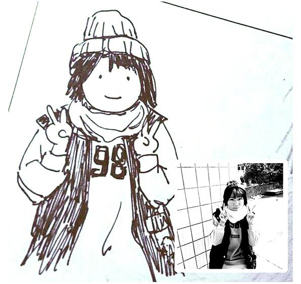 手绘头像|动漫|肖像漫画|beyond11 - 原创作品 - 站酷