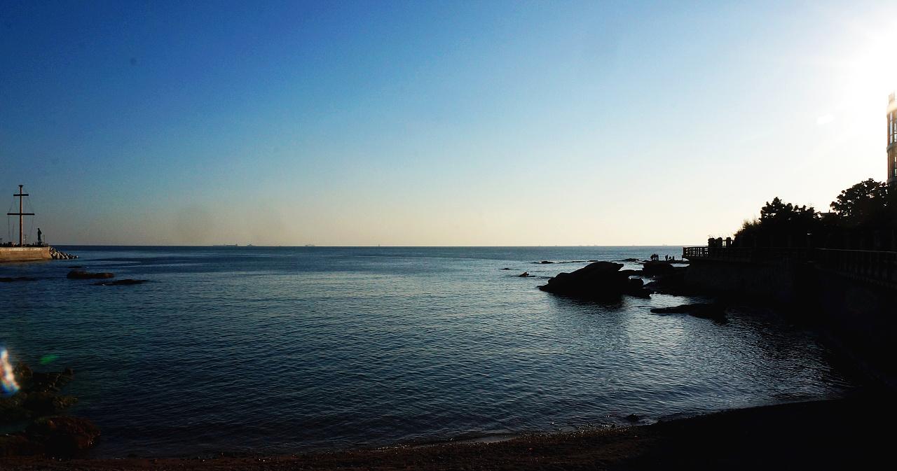 青岛东部①|摄影|风光|easydog - 原创作品