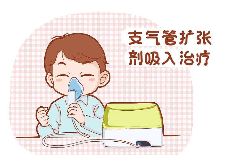 儿童变异性哮喘治疗_医文--儿童慢性咳嗽 插画 商业插画 Gozoe - 原创作品 - 站酷 (ZCOOL)