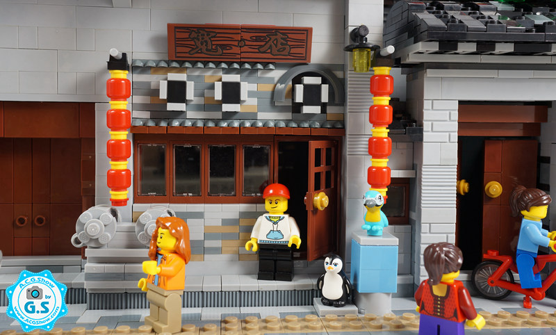 查看《【GS的MOC】中国风-宽·店(北京鼓楼店)》原图,原图尺寸:800x482