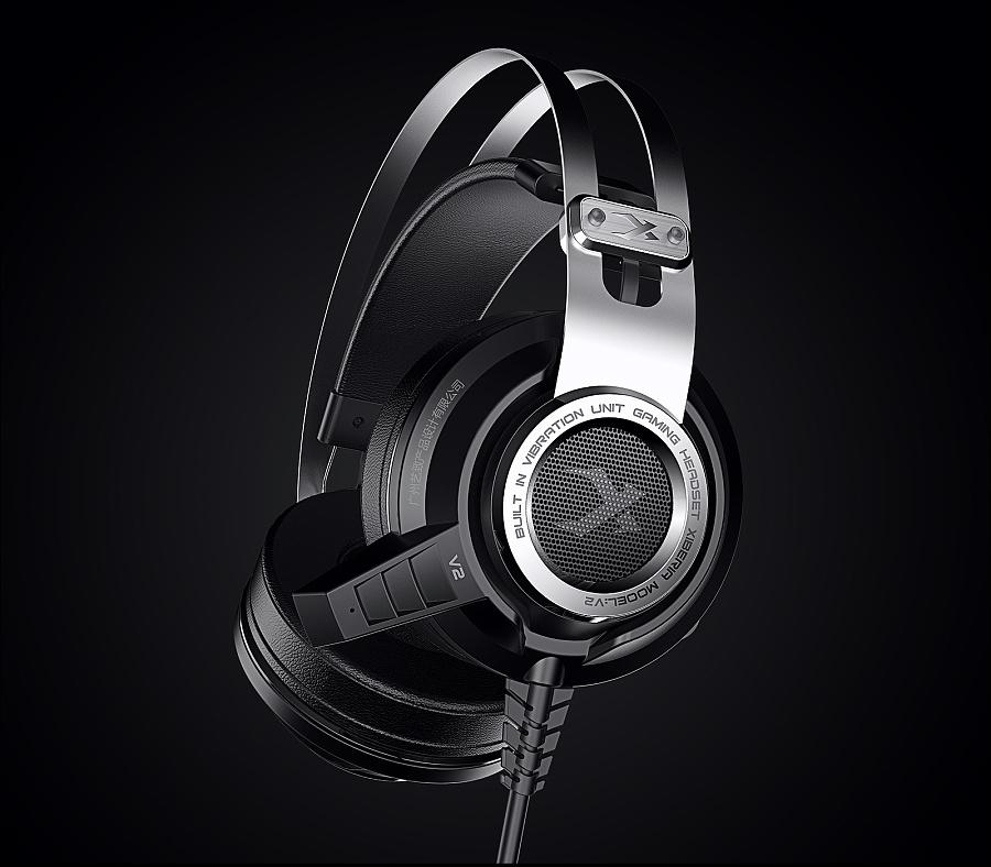 电竞游戏耳机v2