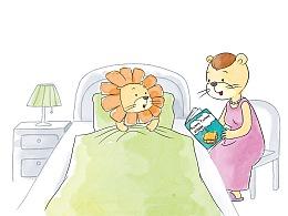 英文版儿童绘本《香香小镇》出版样书