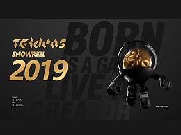 【TGIDEAS】2019 SHOWREEL