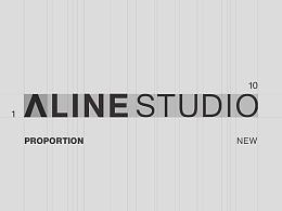 ALINE │ 更新!ALINE STUDIO 视觉形象升级!