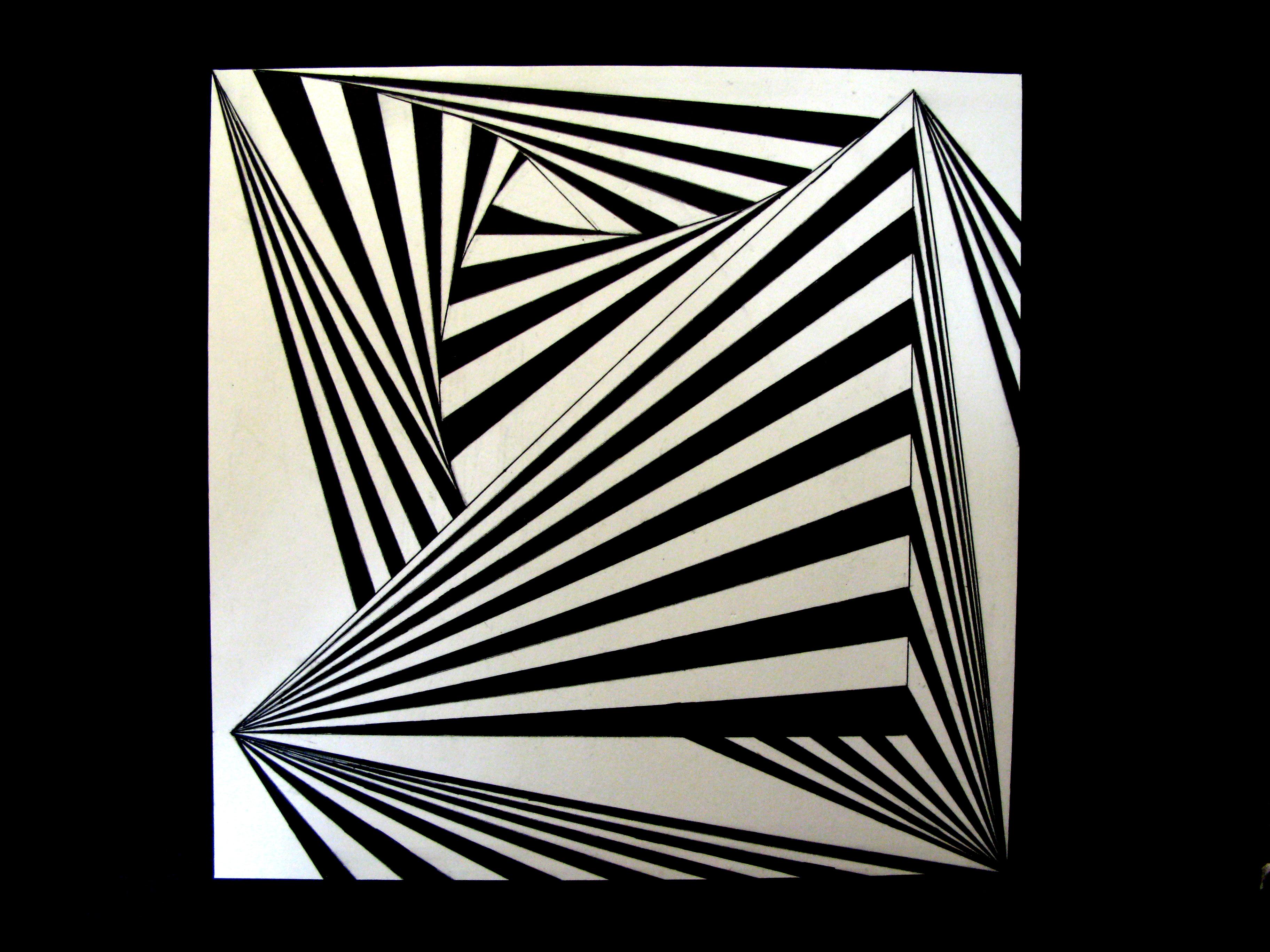 平面构成《几何空间》