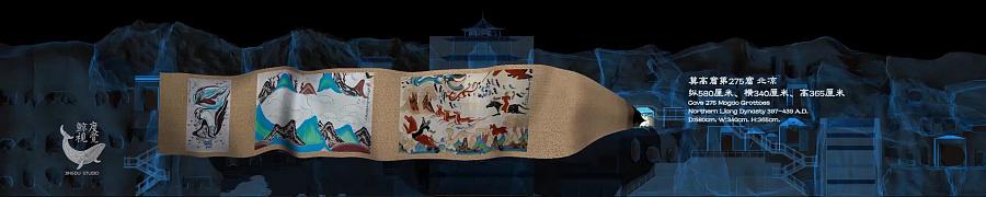 查看《穿越敦煌3D艺术大展》原图,原图尺寸:1920x384