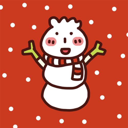 送你一大波可爱的饺子 动漫 单幅漫画 leaf