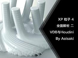 C4D XP 粒子 4 全面解析 二 VDB 与 houdini By Aoisaki