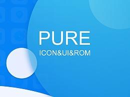 PURE 手机ROM设计
