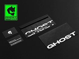 九乘九设计案例——健身护具品牌Ghost视觉形象设计