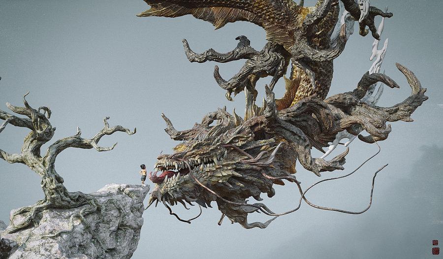 查看《Fearless journey(金鳞少年)》原图,原图尺寸:2560x1500