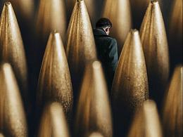 电影《最长一枪》海报