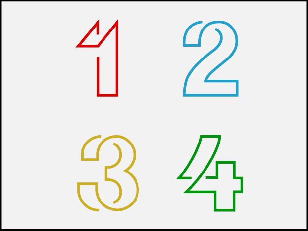 > 数字logo设计【相关词_数字logo在线设计】  20个数字创意logo设计图片