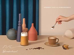 新罐头 ✖ 创意视觉 ✖「巴黎榖仓」