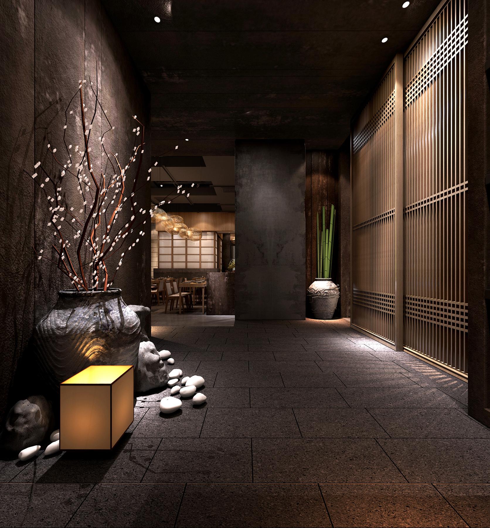 项目属性:餐饮 项目地址:广州 设计单位:香港共和空间