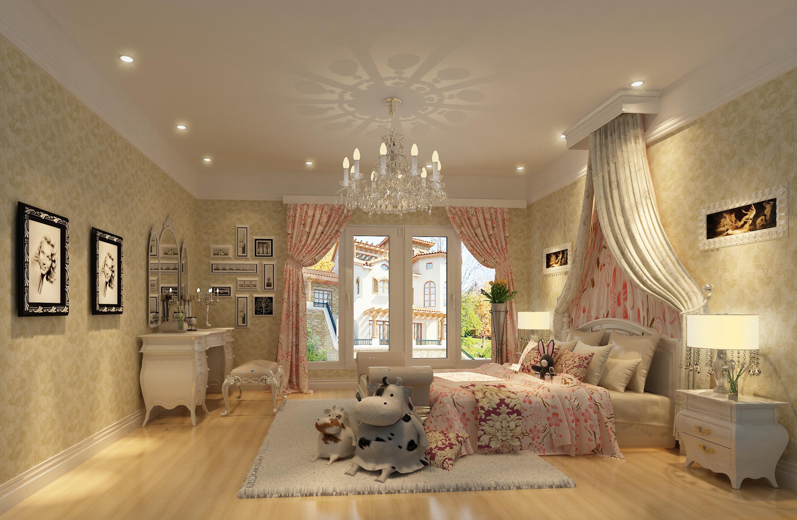 室内效果图|空间|室内设计|leeawliet - 原创作品图片