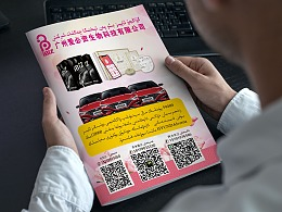 Ibiz宣传单