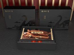 武夷山熏鹅特产礼品包装设计