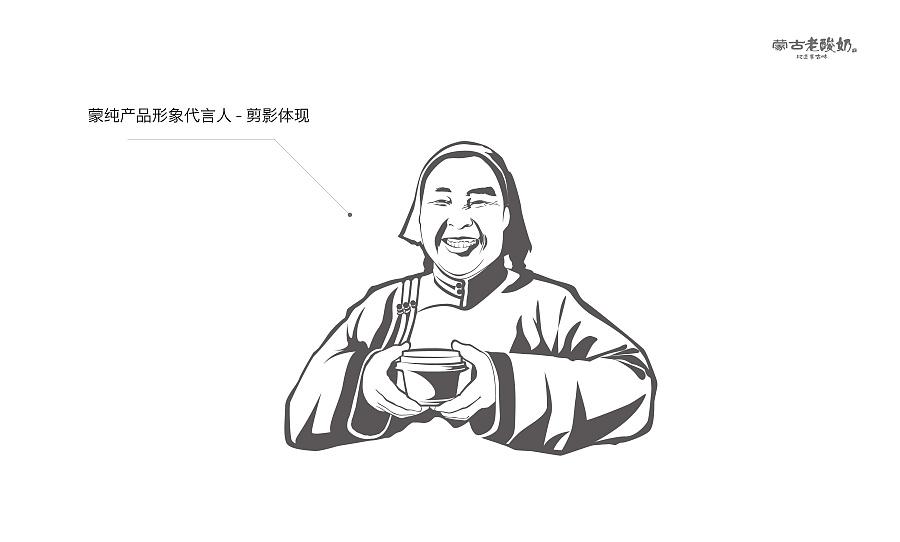 蒙古手绘图片大全