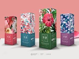品牌设计案例【茶遇·花草茶】蔡鸿清作品