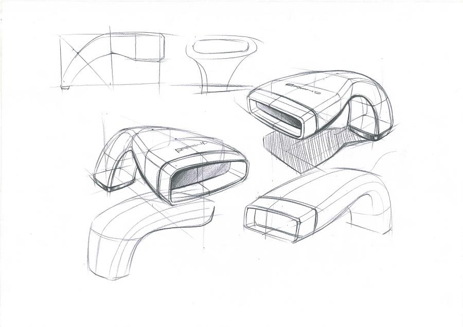 产品手绘|电子产品|工业/产品|舸争 - 原创设计作品
