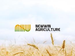 新望农业 Newwin agriculture 品牌设计